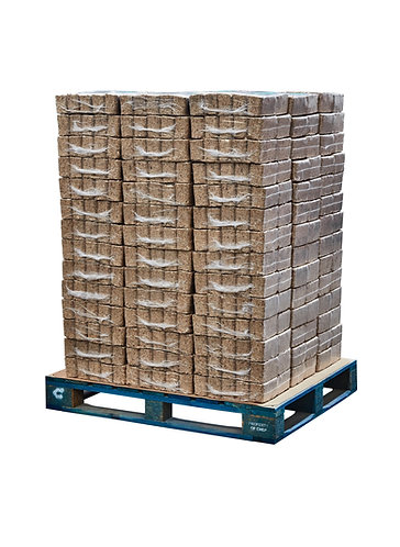 Greenflame Briquettes (850 pieces)
