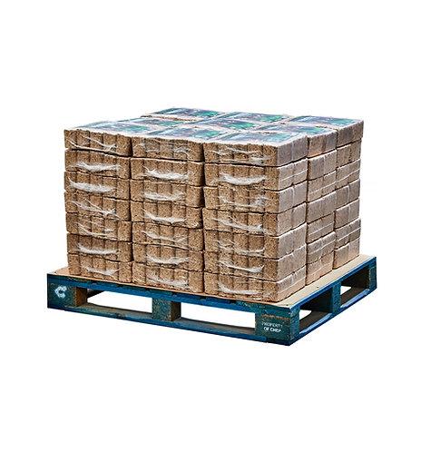 Greenflame Briquettes (620 pieces)