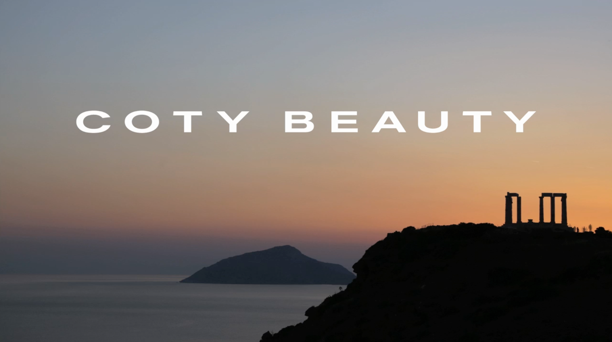 COTY BEAUTY - ANNUAL EVENT