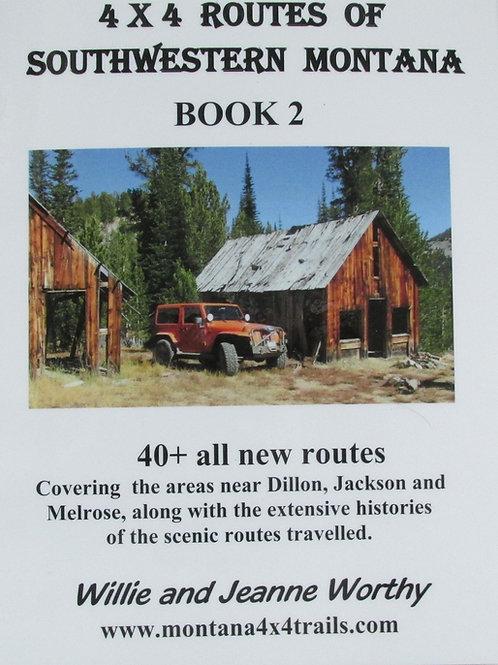 4x4 Routes of Southwestern Montana