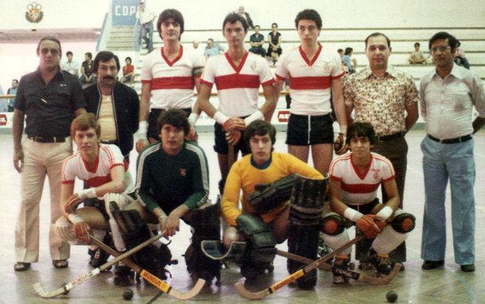 1979 / 80 - Hóquei em Patins