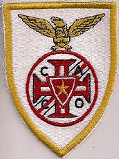 Emblema do Clube Atlético de Campo de Ourique
