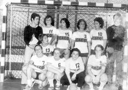 1982 / 83 - Andebol