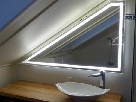 5 Renovatietips om uw kleine badkamer visueel groter te maken.