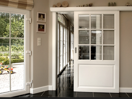 De 5 grote voordelen van schuifdeuren