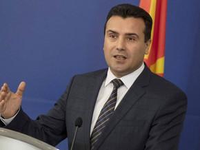 Заев: Како членка на НАТО нема да дозволиме Кина да гради 5G мрежа во Македонија