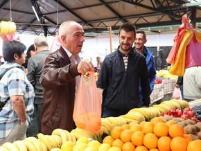 КОЊАНОВСКИ: Ветуваме дека во развиена Битола, пазарот ќе биде место какво што доликува