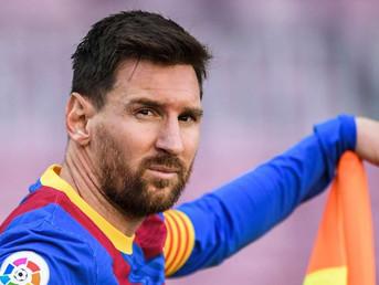 КРАЈ НА ЕДНА ЕРА: Меси ја напушти Барселона