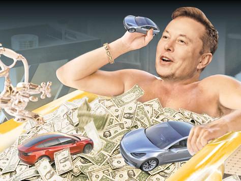 Елон Маск со само 2 отсто од своето богатство може да реши проблемот со глад во светот