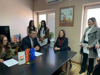 Саботковски ја презеде функцијата градоначалник на Општина Могила