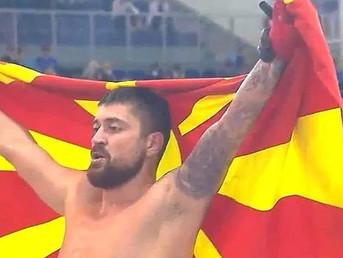 Димитар Ѓоргиев е нов светски шампион во кик-бокс!