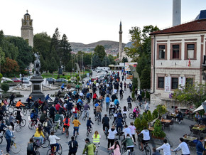 ТОНИ КОЊАНОВСКИ: Битола заслужува велосипедска инфраструктура, тоа му го должиме на нашите сограѓани