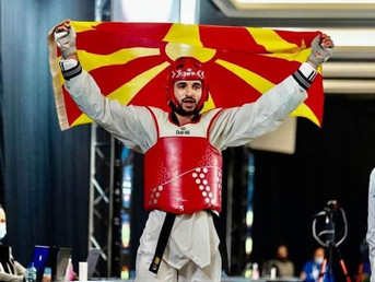 ВИДЕО ВО ЖИВО: Дејан се бори за злато на ОИ во Токио во 14:30 часот