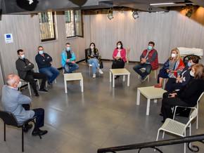 Средба на Тони Коњановски со архитектите и градежниците - Битола може да има одржлив урбан развој