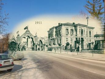 Триумфални порти (арки) во Битола