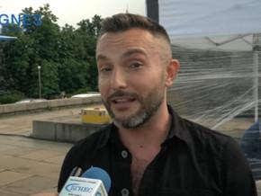 Гарванлиев беше главна ѕвезда на ЛГБТ парадата во Софија!