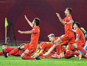 Германија посакува одмазда, Македонија се надева на ново чудо вечерва!