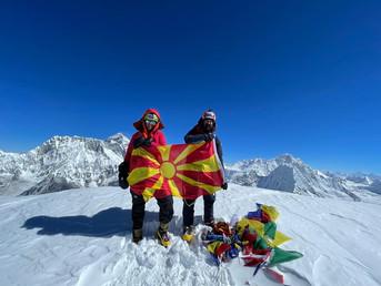 """Македонски алпинисти го искачија хималајскиот """"монструм"""" Ама Даблам: На врв плачевме од среќа!"""