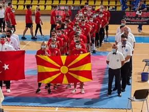 (ФОТО) Македонските кикбоксери најдобри на Балканското кик бокс првенство
