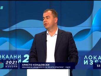 (Видео) Му излета: Кандидатот на СДСМ за Битола сака да зapaботи како градоначалник
