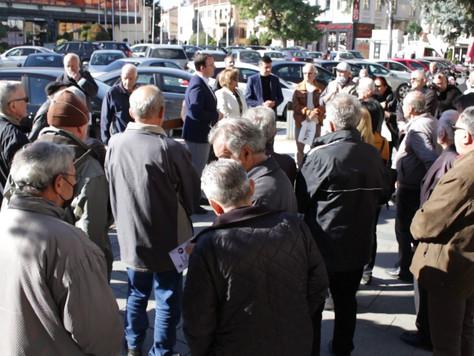 НИКОЛОСКИ: Кога СДСМ е на власт се намалуваат пензиите