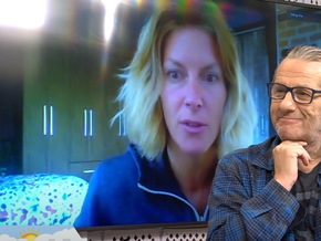 Бев во прединфарктна состојба: Игор Џамбазов по изненадувањето кое му го подготви Илина
