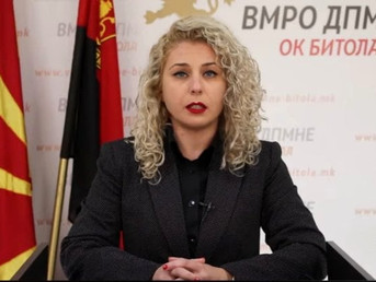 ХРИСТОВСКА: Дали по налог на Христо Кондовски се врши притисок од страна на директори во Битола?