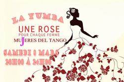 Mujeres del tango_Yumba