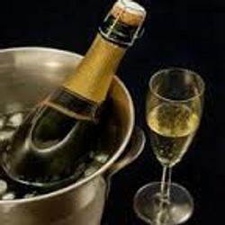 Verre champagne