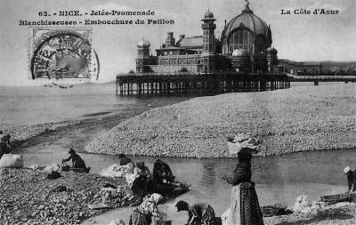 La carte postale du Casino