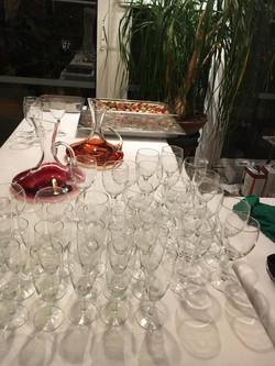 Verre de vin argentin