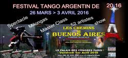 Festival Tango Paris 16