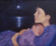 Custom Maternity Portrait