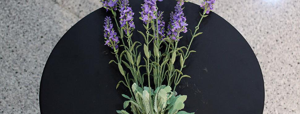Букет полевых цветов, белый, art.004-063