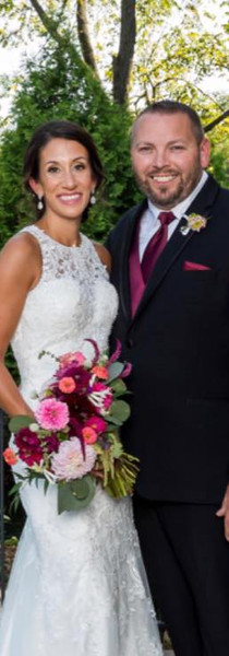 Mr. & Mrs. Holladay