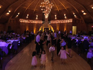 Dance Floor with Head Table Ambiance