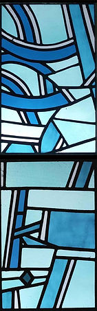 portfolio of commissioned and created stained glass windows