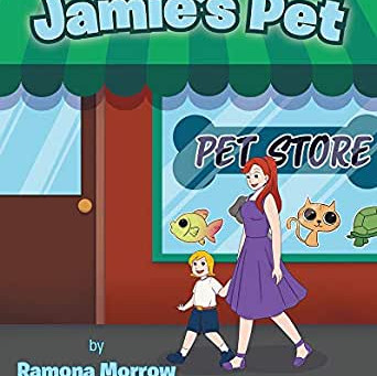 Family Book Club: Jamie's Pet
