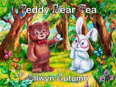 Family Book Club: Teddy Bear Tea