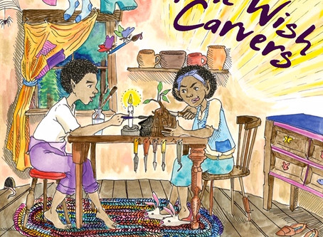 Family Book Club: The Wish Carvers