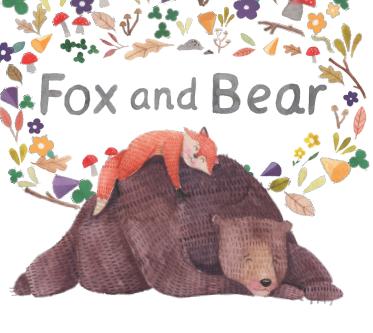 Family Book Club: Fox and Bear