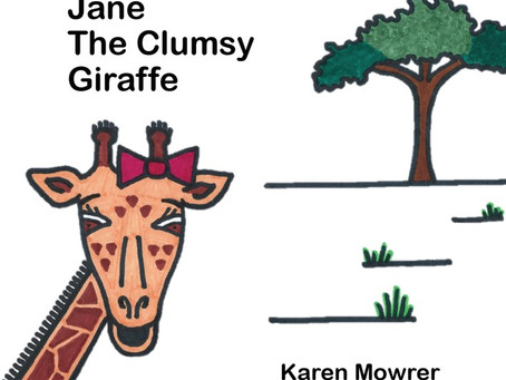 Family Book Club: Jane the Clumsy Giraffe