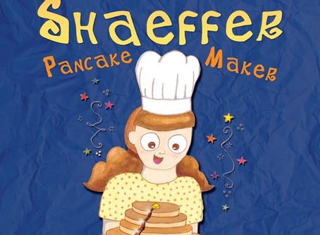 Family Book Club: Katie Shaeffer Pancake Maker
