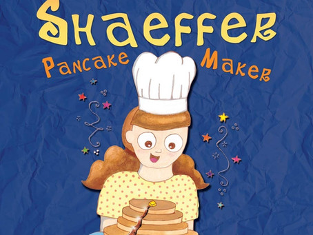 Family Book Club: Katie Shaeffer Pancake Maker