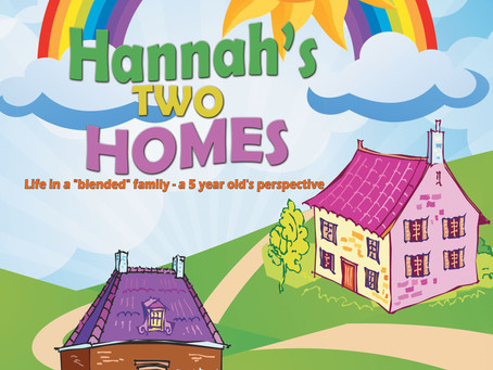 Family Book Club: Hannah's Two Homes
