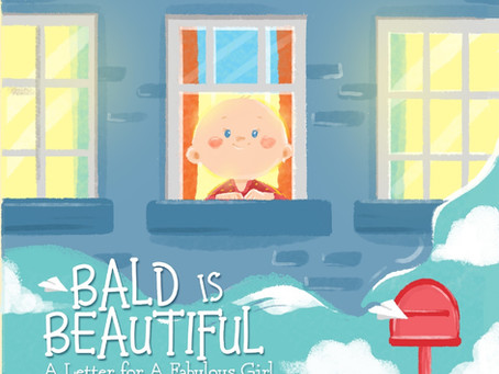 Family Book Club: Bald is Beautiful A Letter for a Fabulous Girl
