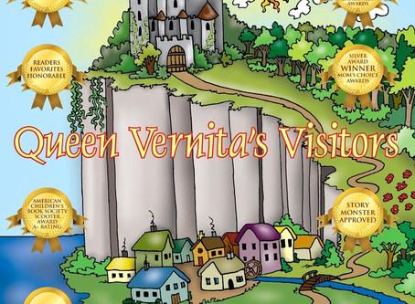 Family Book Club: Queen Vernita's Visitor's
