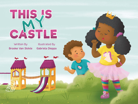 Family Book Club: This is MY Castle
