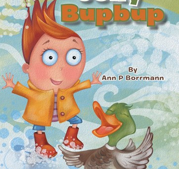 Family Book Club: The Jolly Bupbup
