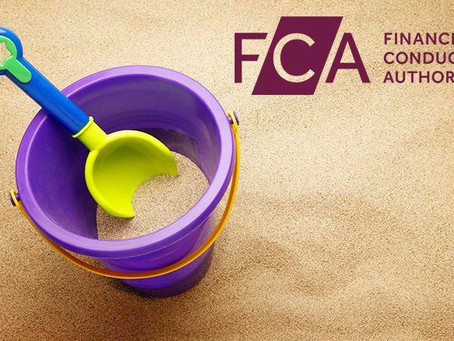 FCA sandbox application in!